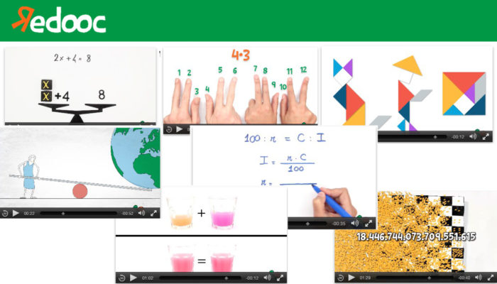 Perche imparare matematica con i video
