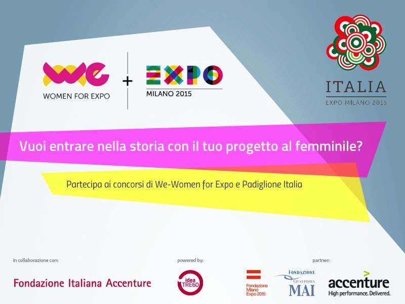 Women for expo Accenture