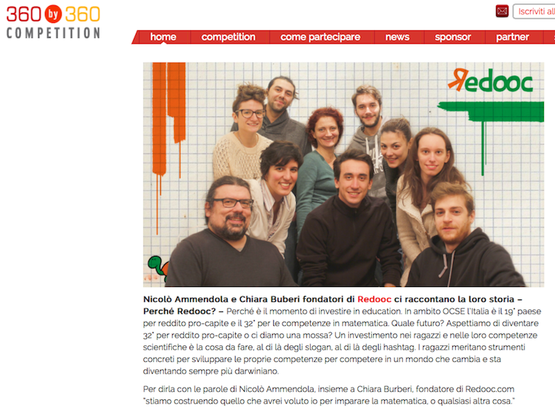 redooc bycompetition matematica