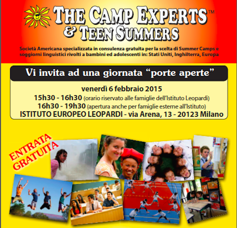 Manifesto Summer Camp Experts