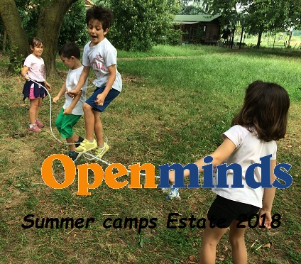 English Summer Camps nella natura 2018 – Esperimenti CLIL
