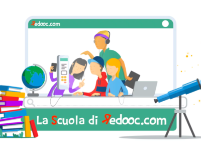 redooc.com entra in classe